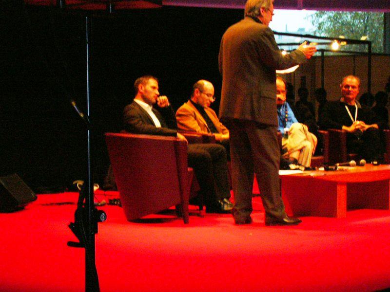 Conférence avec Bernard Werber